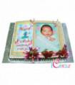 Photo Cake Design