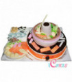 Food Creation Cake Design