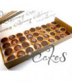 Mini Chocolate Tarts (Hi-Tea Set)