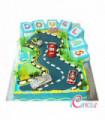 Children Cake Design